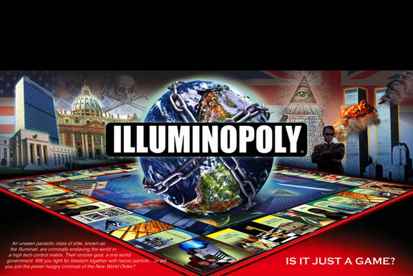"""illuminopoly"" by DeesIllustration.com"